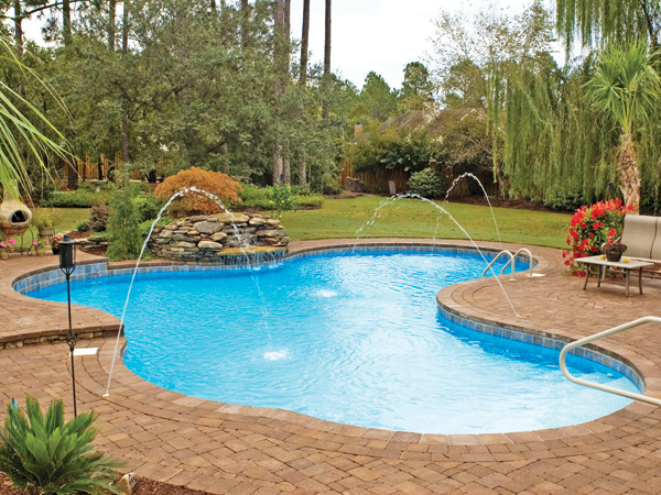 Barrier Reef Pool Builder for Ashland Virginia